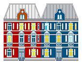 Historic mansion from around 1900,