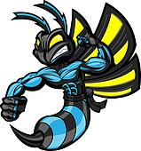 Fighting Ninja Hornet