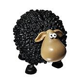 Sheep a Toy. A Coin Box