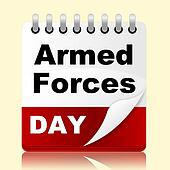 Armed Forces Day Represents Usa Calendar And Event