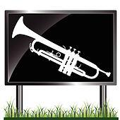 trumpet festival in Guca