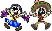 Mexican Skeletons