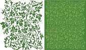 Ivy Filigree Pattern
