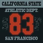 T-shirt graphic design, San Francisco