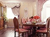 dinner room interior