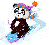 Fast fun Panda