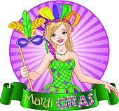 Mardi Gras Design
