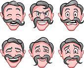 facial expressions 10
