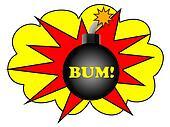 Boom bomb blast