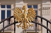Polish eagle.