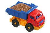 Buckwheat in the truck