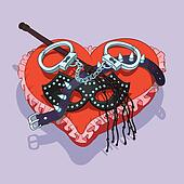 Valentine's Day BDSM gift