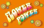 Flower Power Lettering