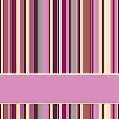 Purple striped background