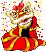 Chinese Dragon - Barongsai