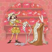 Hard Valentine's Day of Don Juan