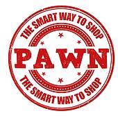Pawn stamp
