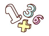 A mathematical symbols