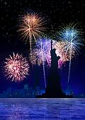 New York_Fire Works