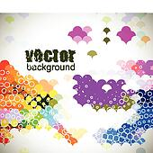 color circle background