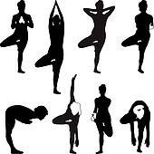 Yoga - Vrksasan