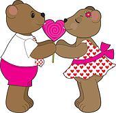 Lollipop Bears