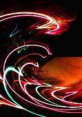 Streaking Light Patterns