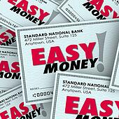 Easy Money Check Pile Passive Income Effortless Free Fast Paymen