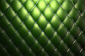 Green genuine leather pattern