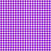 Purple Polka Dot pattern background
