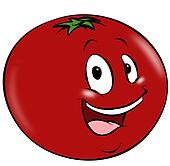 Cartoon Tomato