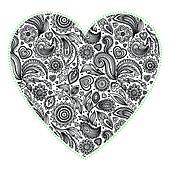 Beautiful Valentine's day heart