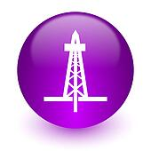 drilling internet icon