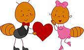 Ant Couple