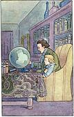 The Adventurer - Johnny Gruelle: Rhymes for Kindly Children