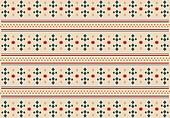 native pattern - vintage pattern