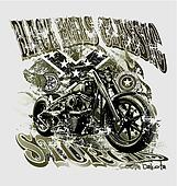 Blackhills sturgis motorcycle