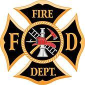 Fire Department Maltese Cross