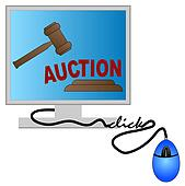 concept of online auction