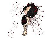 Cute Toon Valentine Fairy - 2