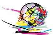 football-art