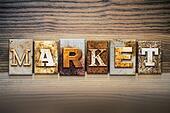Market Concept Letterpress Theme