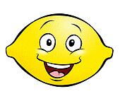 Cartoon Lemon