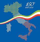 150th anniversary of Italian unity