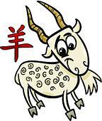 goat chinese zodiac horoscope sign
