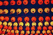 Many lanterns