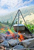 large kettle