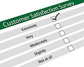 Curstomer Satisfaction Questionnair