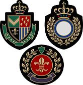 insigina emblem badge shield