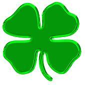 clover green metalic